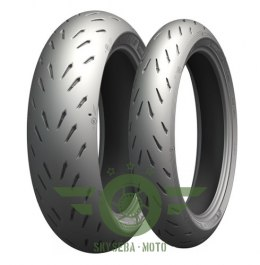 MICHELIN KOMPLET OPON (CAI643635) 120/70ZR17 POWER RS (58W) TL 2019 + (CAI241935) 160/60ZR17 POWER RS+ (69W) TL 2019