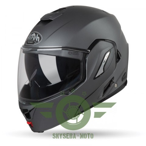 KASK AIROH REV 19 COLOR ANTHRACITE MATT 'M'