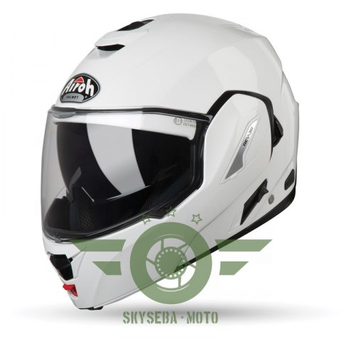 KASK AIROH REV 19 COLOR WHITE GLOSS 'L'