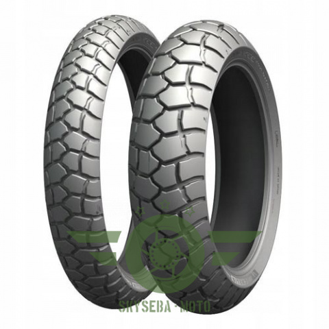 MICHELIN KOMPLET OPON (CAI294501) 90/90-21 ANAKEE ADVENTURE (54V) TL 2020 + (CAI156429) 140/80R17 ANAKEE ADVENTURE (69H)TL 2020