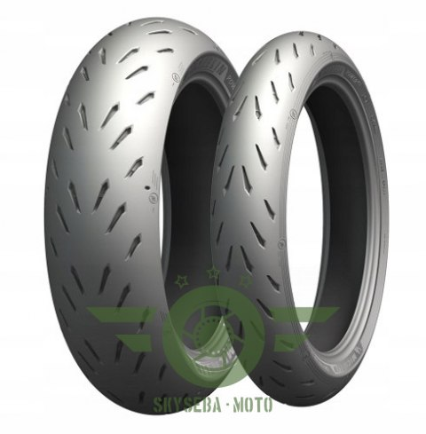 MICHELIN KOMPLET OPON (CAI643635) 120/70ZR17 POWER RS (58W) TL 2019 + (CAI155348) 190/55ZR17 POWER RS+ (75W) TL 2019